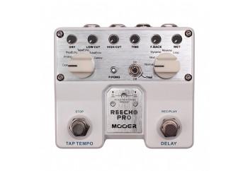 Mooer TDL1 Reecho Pro Digital Delay Pedal