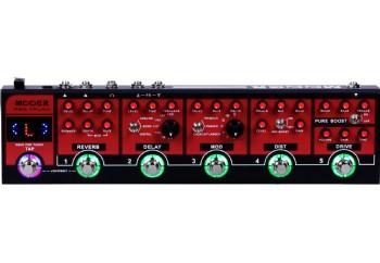 Mooer CPT1 Live Serisi Red Truck - Gitar Prosesör
