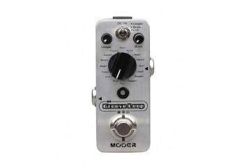 Mooer MLP2 Micro Series Groove Loop & Drum Machine - Loop Pedalı