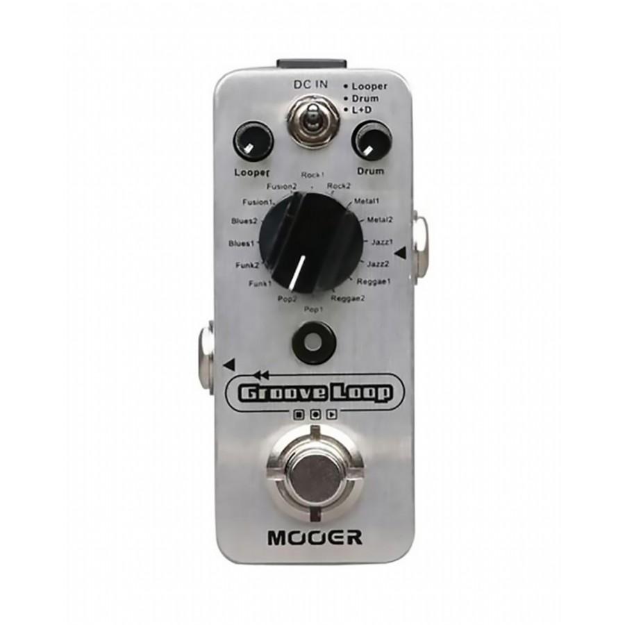 Mooer MLP2 Micro Series Groove Loop & Drum Machine
