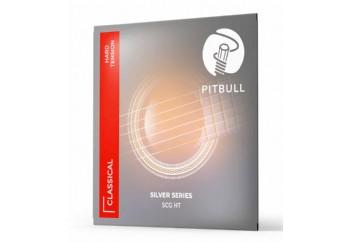 Pitbull Strings Silver Series SCG HT Takım Tel - Yeni Seri - Klasik Gitar Teli
