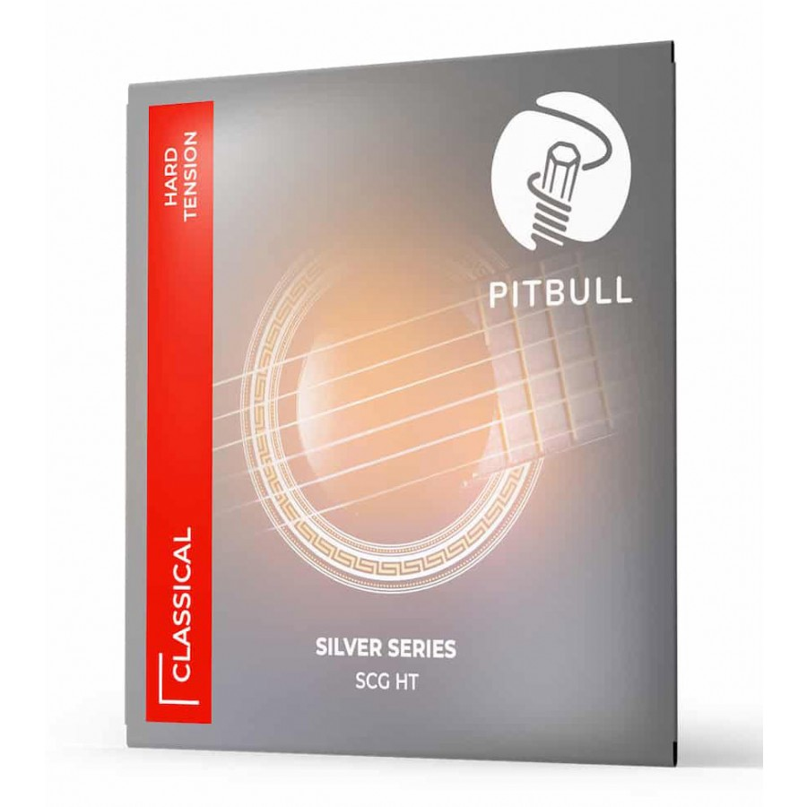 Pitbull Strings Silver Series SCG HT