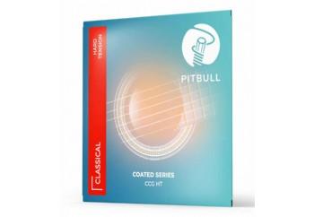 Pitbull Strings Coated Series CCG HT Takım Tel - Yeni Seri - Klasik Gitar Teli