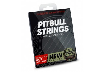 Pitbull Strings Gold New Version 0280-043 Normal Tension Takım Tel - Klasik Gitar Teli