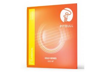 Pitbull Strings Gold Series GCG NT Takım Tel - Klasik Gitar Teli