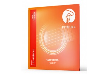 Pitbull Strings Gold New Version 0285-044 High Tension Takım Tel - Klasik Gitar Teli
