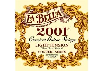 La Bella 2001H - Klasik Gitar Teli