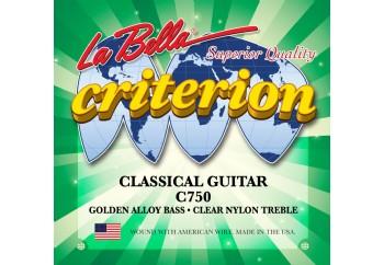 La Bella C750 - Klasik Gitar Teli