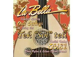 La Bella OU81 Sol - Tek Tel - Ud Teli - Tek Tel