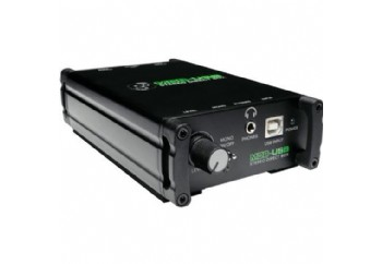 Mackie MDB-USB Stereo Direct Box - DI Box