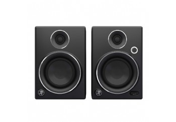 Mackie CR4 LTD 4 Inch Multimedia Silver Trim Reference Monitors - Aktif Referans Monitör (Çift)