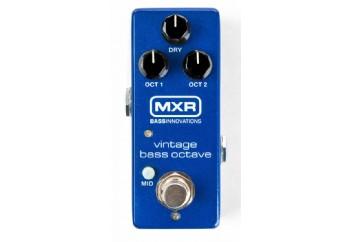 MXR M280 Vintage Bass Octave Mini - Bas Gitar Oktav Pedalı