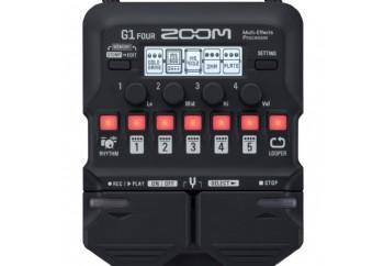 Zoom G1 FOUR - Elektro Gitar Prosesör