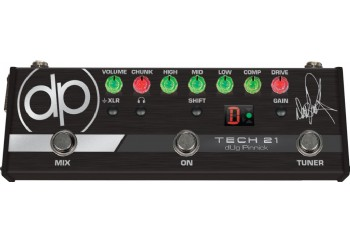 Tech 21 DP3X dUg Pinnick Signature Bass Distortion Pedal - Bas Gitar Pedalı