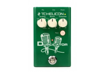 TC-Helicon Duplicator Vocal Effects Stompbox - Vocal Prosesör
