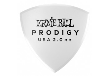 Ernie Ball P09338 / 2.0MM White Reuleax Large - Pena