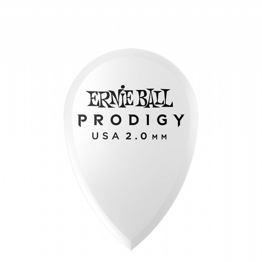 Ernie Ball P09336 / 2.0MM White Teardrop Prodigy
