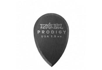 Ernie Ball P09330 / 1.5MM Black Teardrop Prodigy - Pena