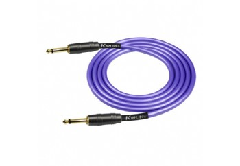 KIRLIN IP-221GMG Purple - Enstrüman Kablosu (3 mt)