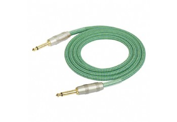 KIRLIN IW-241PRG Green - Enstrüman Kablosu (3 mt)