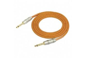 KIRLIN IW-241PRG Orange - Enstrüman Kablosu (3 mt)