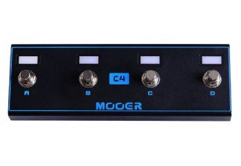Mooer ASC4 Air Switch C4 Wireless Footswitch - Wireless Footswitch