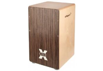 Schalgwerk CP150 Cajon X-One Vintage Walnut - Kajon