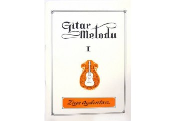 Gitar Metodu 1 Kitap - Ziya Aydıntan