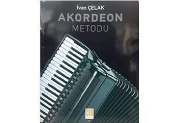 Akordeon Metodu Kitap - Ivan Çelak