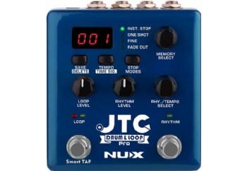 Nux NDL-5 JTC Drum & Loop Pro Dual Switch Looper - Loop Pedalı