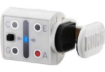Korg MiniPitch Ukulele Tuner WH - Beyaz - Ukulele için Akort Aleti