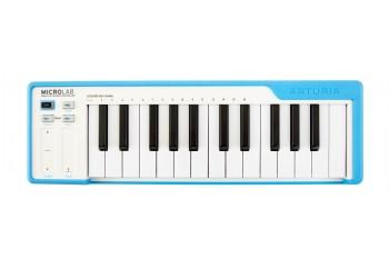 Arturia MicroLab Mavi - MIDI Klavye - 25 Tuş
