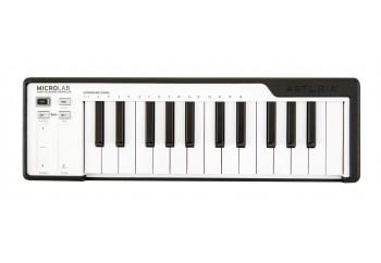 Arturia MicroLab Siyah - MIDI Klavye - 25 Tuş