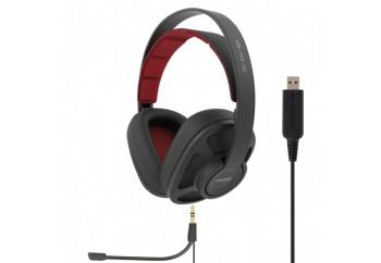 Koss GMR-540-ISO-USB - Mikrofonlu Oyun / Çağrı Merkezi / Chat Kulaklığı