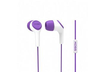 Koss KEB15i Purple - Kulakiçi Kulaklık