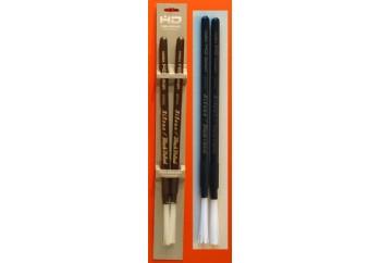 HD Drums Silonblack Velvet - Fırça Baget