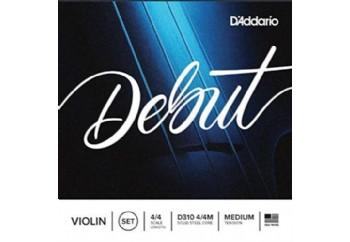 DAddario Debut Violin String D310 4/4 - Medium - Keman Teli
