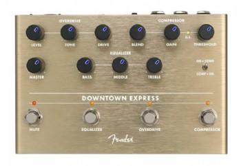Fender Downtown Express Bass - Bas Prosesör