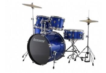 Ludwig Accent Fuse 5-Piece Drum Set Mavi - Akustik Davul Seti
