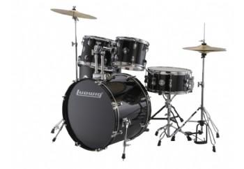 Ludwig Accent Fuse 5-Piece Drum Set Siyah - Akustik Davul Seti