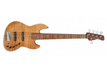 Marcus Miller By Sire V10 Ash 5 Natural - 5 Telli Bas Gitar