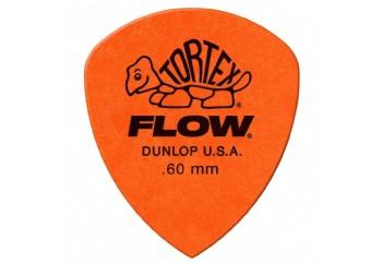 Jim Dunlop Tortex Flow Picks 0.60 mm - Pena