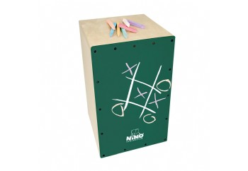 Nino Make Your Own Chalkboard Cajon - 15