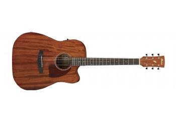 Ibanez PF12MHCE OPN - Open Pore Natural - Elektro Akustik Gitar