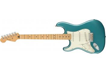 Fender Player Stratocaster Left-Handed Tidepool - Maple - Solak Elektro Gitar