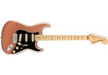 Fender American Performer Stratocaster Penny - Maple - Elektro Gitar