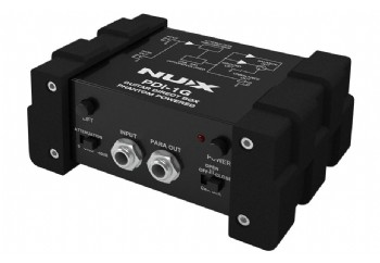Nux PDI-1G Guitar Direct Box - DI Box