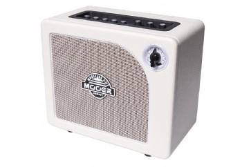 Mooer DH02 Hornet White 15-Watt Modeling Amp - Elektro Gitar Amfisi