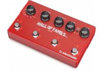 tc electronic Hall of Fame 2X4 Reverb - Reverb Pedalı