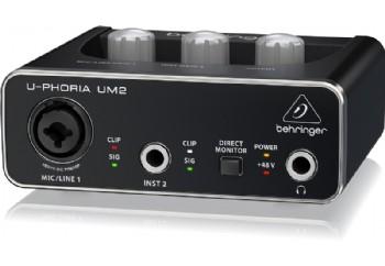 Behringer UM2 - Ses Kartı